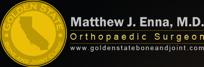 Dr. Matthew J. Enna - Orthopaedic Surgeon, Beverly Hills California